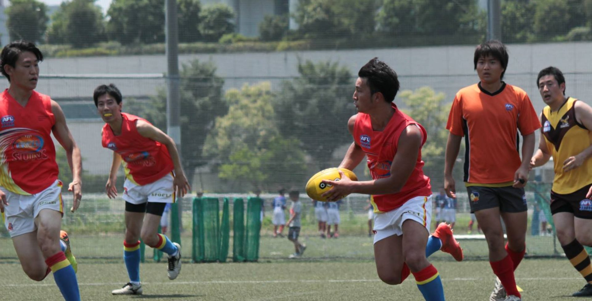 2018 AFL Japan Scholarship Player – Hiroo Kuroda Blog